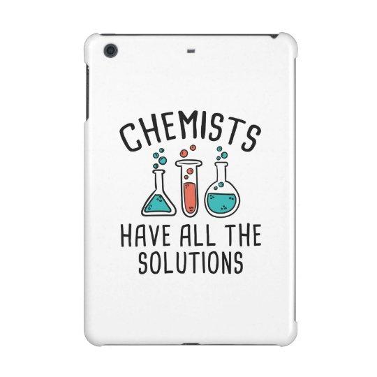 Chemiker haben alle Lösungen