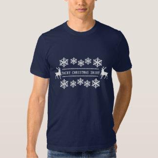 Chemise de mauvais goût de Noël Tshirts