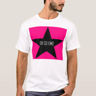Chemise d'Emo T-shirt