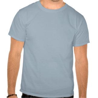 Chemise drôle de pilote de biplan t-shirts