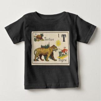 Chemise fraîche de bébé, punk, impressionnant, t-shirt pour bébé