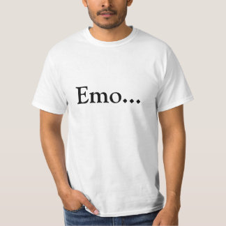 """Chemise Labeleld """"Emo… """" T Shirts"""