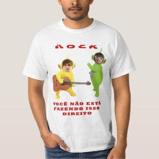 Chemise Rock Restartubbies T-shirt