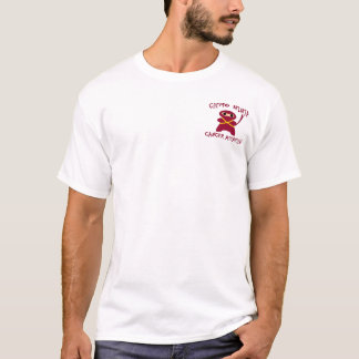 Chemo Ninja ist er ein Fan! T-Shirt