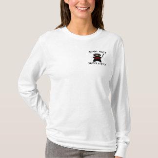 Chemo Ninja lange Hülse T-Shirt