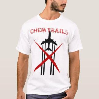 Chemtrails sind falsches T-Shirt