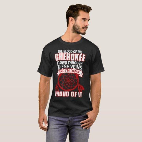 CHEROKEE BLUT-SHIRT T-Shirt