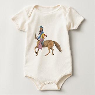 Cherokee Zentaur Baby Strampler