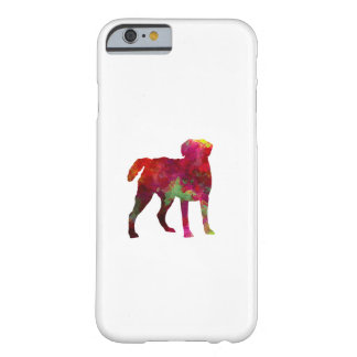Chesapeake Bay Retriever im Watercolor Barely There iPhone 6 Hülle
