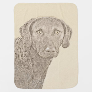 Chesapeake Bay-Retriever Puckdecke