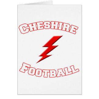 Cheshire-Bolzen Karte