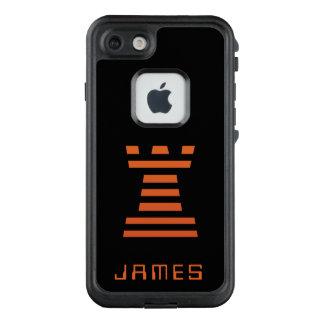 ChessME iPhone Schwarzes addieren Namen LifeProof FRÄ' iPhone 7 Hülle