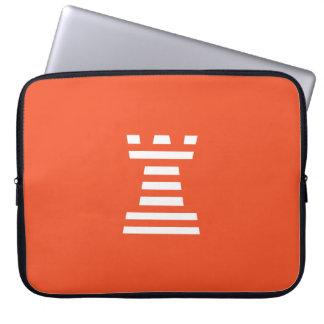 ChessME Neopren-Laptop-Hülse 15 Zoll Laptopschutzhülle