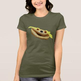 Chester-Lächeln-T-Shirt T-Shirt