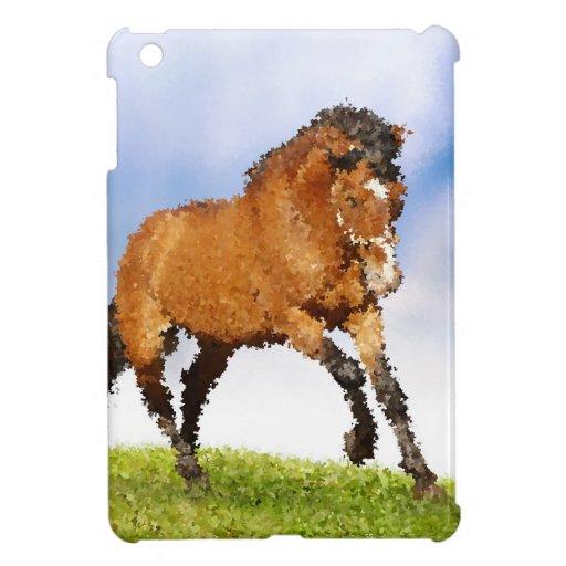 Cheval espiègle coque pour iPad mini
