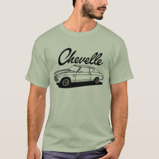 Chevelle SS Entwurf 1969 T-Shirt
