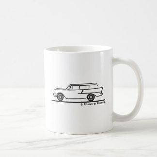 Chevrolet 1957 Stationwagon 1-50 Kaffeetasse