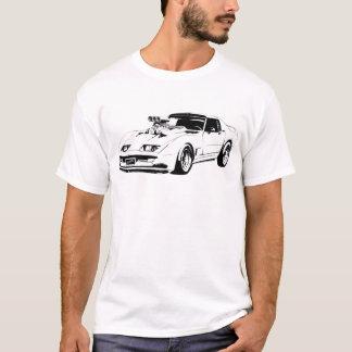 Chevrolet Corvette Muskel-Auto T-Shirt