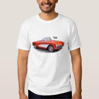 Chevrolet Corvette Vette 1956 'T-Shirt 56 Shirt