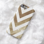 Chevron affligé coque iPhone 6 barely there