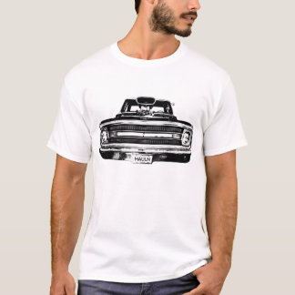 Chevy C10 Muskel-LKW 1969 T-Shirt