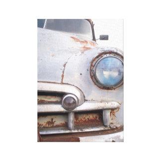Chevy Coupé-Deluxe Leinwand 1949 Gespannte Galeriedrucke