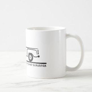 Chevy LKW 1955 Kaffeetasse