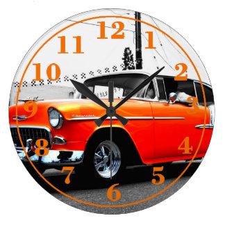chevy Uhr 1957