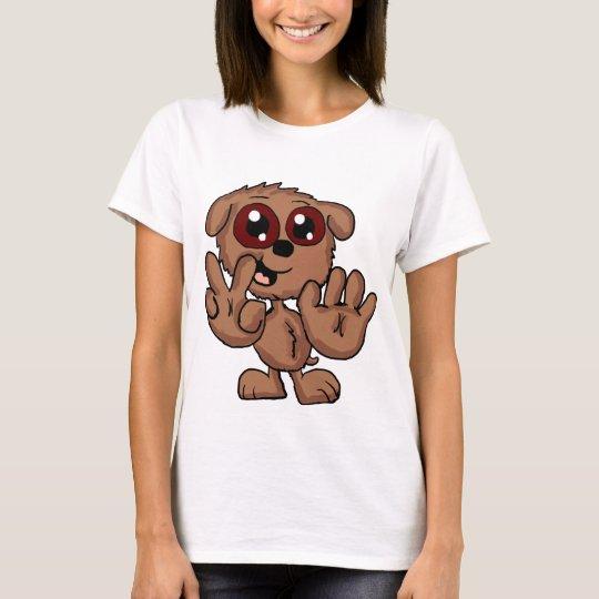 Chibi Welpen-Shirt T-Shirt