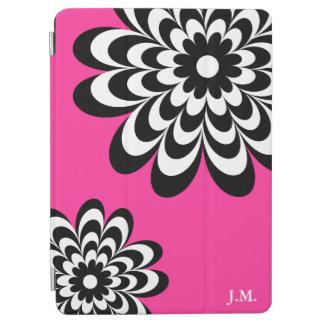 Chic-Gänseblümchen-iPad Air-Abdeckung - Rosa iPad Air Hülle