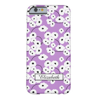 CHIC IPONE 6 CASE_MOD WEISSE U. SCHWARZE BARELY THERE iPhone 6 HÜLLE