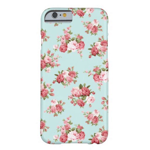 Chic minable s'est levé coque iPhone 6 barely there