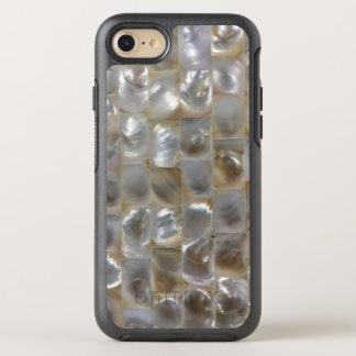 Chic-Muschel-Einlegearbeit-Telefon-Kasten OtterBox Symmetry iPhone 8/7 Hülle