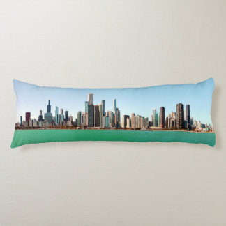 Chicago-Himmel-Linie Seitenschläferkissen
