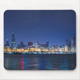 Chicago-Skyline Mauspad