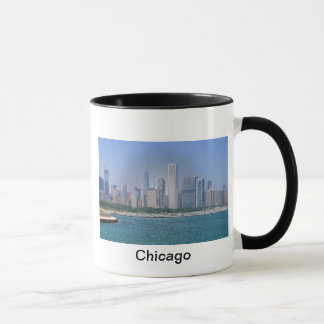 Chicago-Skyline Tasse