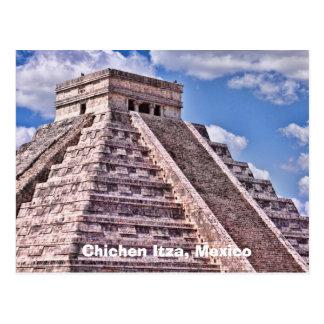 Chichen Itza, Mexiko-Postkarte Postkarte