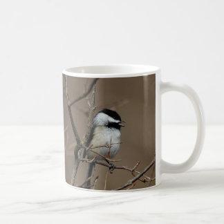 Chickadee-Gesang Kaffeetasse