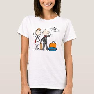 Chiffre T-shirts et cadeaux de bâton de lune de