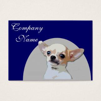 Chihuahua-Hundemollige Visitenkarten
