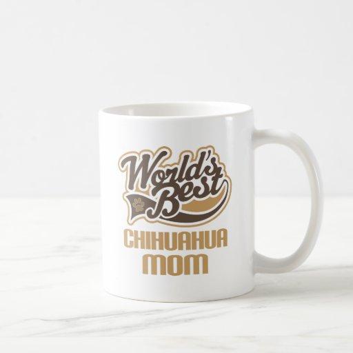 Chihuahua-Hundezucht-Mamma-Geschenk Kaffee Tasse