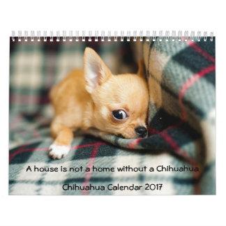 Chihuahua-Kalender-Foto-Haus 2017 ist nicht ein Wandkalender