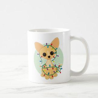 Chihuahua-Lichter Kaffeetasse