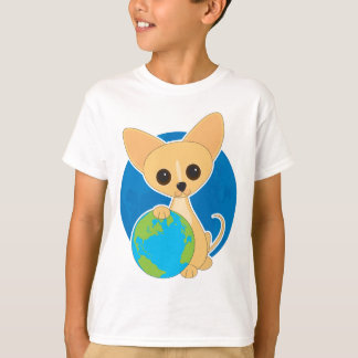 Chihuahua-Tag der Erde T-Shirt