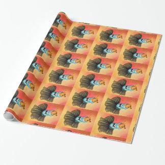 Chihuahua-Weihnachten Geschenkpapier