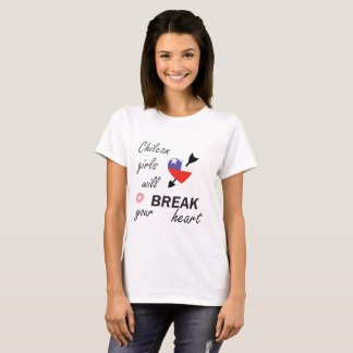 Chilenischer Heartbreaker T-Shirt