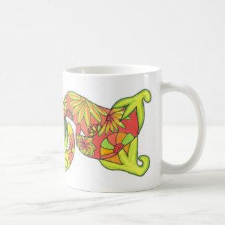 Chili-Durcheinander Kaffeetasse