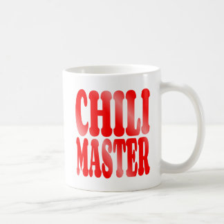 Chili-Meister im Rot Kaffeetasse