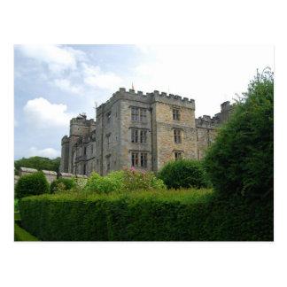 Chillingham Schloss-Postkarte Postkarte
