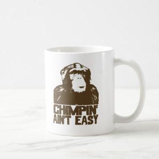 Chimpin ist nicht einfach kaffeetasse